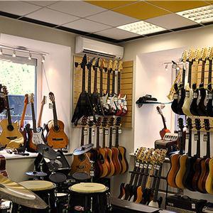 Музыкальные магазины Шуи
