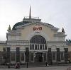 Железнодорожные вокзалы в Шуе