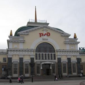 Железнодорожные вокзалы Шуи